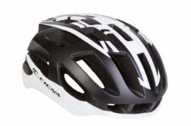 Шлем велосипедный СIGNA TT-4 (HEAD-023) - чёрно-белый, L (58-61см)