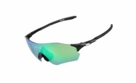 Очки велосипедные GUB 5100 (GLA-009), зеленая линза