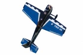 Самолет р/у Precision Aerobatics Extra MX 1472мм KIT (синий)