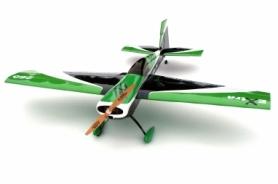 Самолет р/у Precision Aerobatics Extra 260 1219мм KIT (зеленый)
