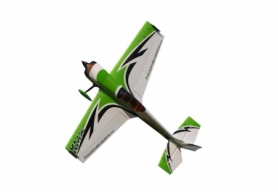 Самолет р/у Precision Aerobatics Katana MX 1448мм KIT (зеленый)