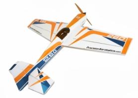 Самолет р/у Precision Aerobatics Extra 260 1219мм KIT (желтый)