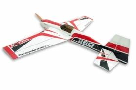 Самолет р/у Precision Aerobatics Extra 260 1219мм KIT (красный)