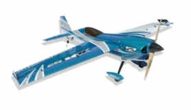 Самолет р/у Precision Aerobatics XR-52 1321мм KIT (синий)