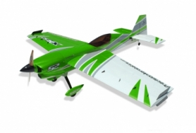 Самолет р/у Precision Aerobatics XR-52 1321мм KIT (зеленый)
