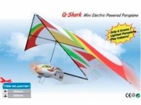Самолет (дельтаплан) электромоторный ZT Model Q-Shark 250мм
