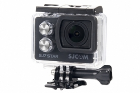 Экшн-камера SJCam SJ7 STAR 4K Wi-Fi оригинал (черный)