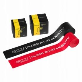Лента эластичная для флоссинга 4Fizjo Floss Band (4FJ0137), 2 шт