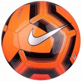 Мяч футбольный Nike Pitch Training (SC3893-803) - оранжевый, №5