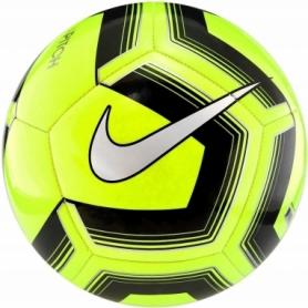 Мяч футбольный Nike Pitch Training (SC3893-703) - салатовый, №5