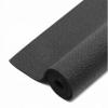 Коврик (мат) для йоги и фитнеса Springos PVC Black (YG0007), 170х60х0.4см - Фото №4