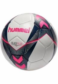 Мяч футбольный Blade Plus Football Hummel (091-834-9808-5), №5