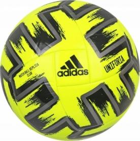 Мяч футбольный Adidas Uniforia Club (FP9706) - желтый, №5