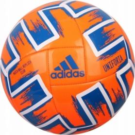 Мяч футбольный Adidas Uniforia Club (FP9705) - оранжевый, №5