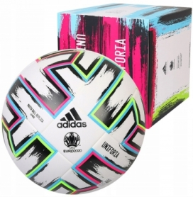 Мяч футбольный Adidas Uniforia League Box (FH7376), №5