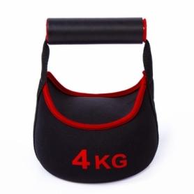Гиря неопреновая IronMaster (IR97857-4), 4 кг