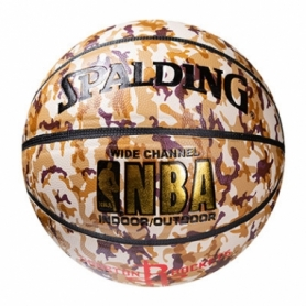 Мяч баскетбольный Spalding Houston Rockets, №7 (607/6)