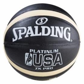 Мяч баскетбольный Spalding USA Platinum, №7 (5607-3)