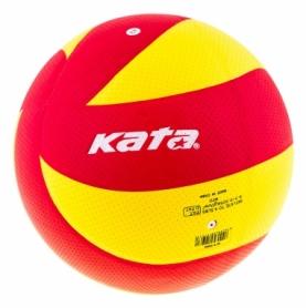 Мяч волейбольный Kata красный, №5 (KT200PURY)