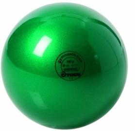 Мяч гимнастический лакированный Togu зеленый, 16 см (430500-18)