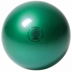 Мяч гимнастический лакированный Togu зеленый, 19 см (445500-18)