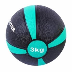 Мяч медбол IronMaster (4/1) (IR97801F-3), 3 кг, d=21 см