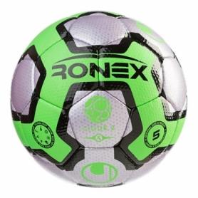 Мяч футбольный Ronex серый, №5 (RX-UL1)