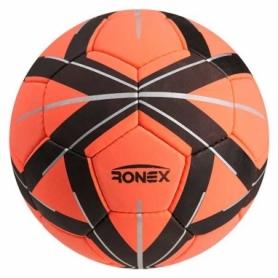 Мяч футбольный Cordly Ronex MLT оранжевый, №5 (RXR-MOL/7)