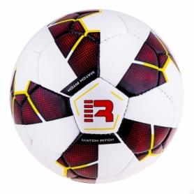 Мяч футбольный Ronex красный, №5 (RX-201-WR)
