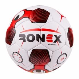 Мяч футбольный Ronex красный, №5 (RX-UHL-RD)