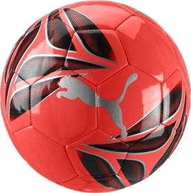 Мяч футбольный Puma One Triangle Ball (083268-02) - оранжевый, №5