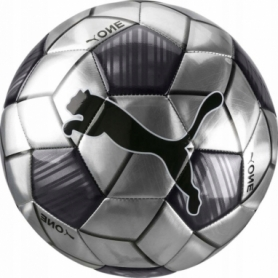 Мяч футбольный Puma One Strap Ball (083272-06) - серый, №5