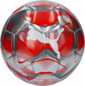 Мяч футбольный Puma Future Flash Ball (083262-01) - красный, №5