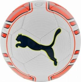 Мяч футбольный Puma Evo Power Lite 350g (82226-01) - оранжевый, №5