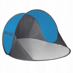 Тент пляжный SportVida Blue/Grey (SV-WS0004) - сине-серый, 190 x 120 см