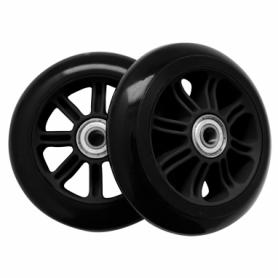 Колеса для трюкового самоката SportVida PP Abec 7 100 мм (PU SV-WO0013), черные