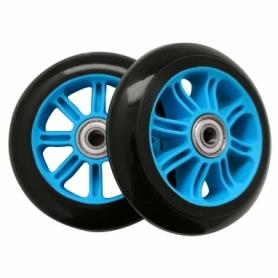 Колеса для трюкового самоката SportVida PP Abec 7 100 мм (PU SV-WO0014), синие