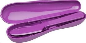Набор столовых приборов туристический Aladdin фиолетовый (6939236339469)