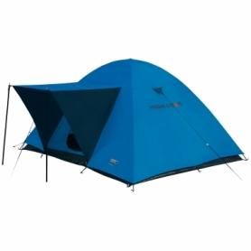 Палатка четырехместная High Peak Texel 4 Blue/Grey (928256)