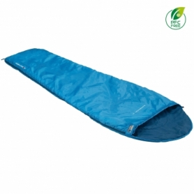 Спальный мешок (спальник) High Peak Summerwood 10/+10°C Blue/Dark Blue (Left) (928257)
