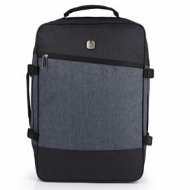 Сумка-рюкзак Gabol Saga 34L Black Refurbished (927713), 34л