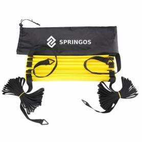 Лестница координационная (скоростная дорожка) Springos (FA0040), 4 м