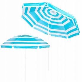 Зонт пляжный с регулируемой высотой и наклоном Springos 220 см BU0011