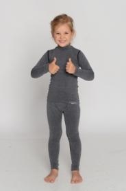 Комплект термобелья детский повседневный/спортивный Haster Merino Wool (SL90252)