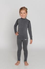 Термокофта детская повседневная/спортивная Haster Merino Wool Hanna Style (SL04-40w2-104110)