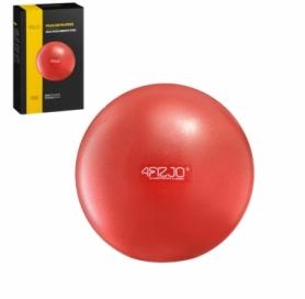 Мяч для пилатеса, йоги, реабилитации 4Fizjo Red (4FJ0138), 22 см