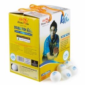 Набор мячей для настольного тенниса DoubleFish, 100 шт (DF100)