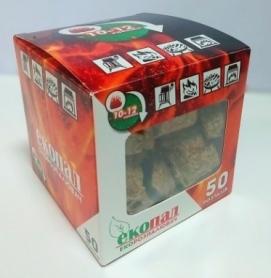 """Разжигатель """"Екопал-50"""" (4820200840017), 50шт"""