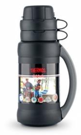 Термос 34-180 Premier Thermos (5010576281647) - черный, 1,8л