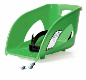 Спинка для санок ISEAT-1 Prosperplast 5905197094182, зеленая